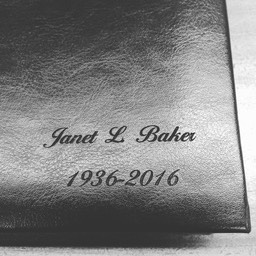 LASER ENGRAVING! | Granite, personalized items | Aaron